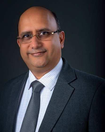 Ashish Kishore, Managing Director - India, Amex GBT