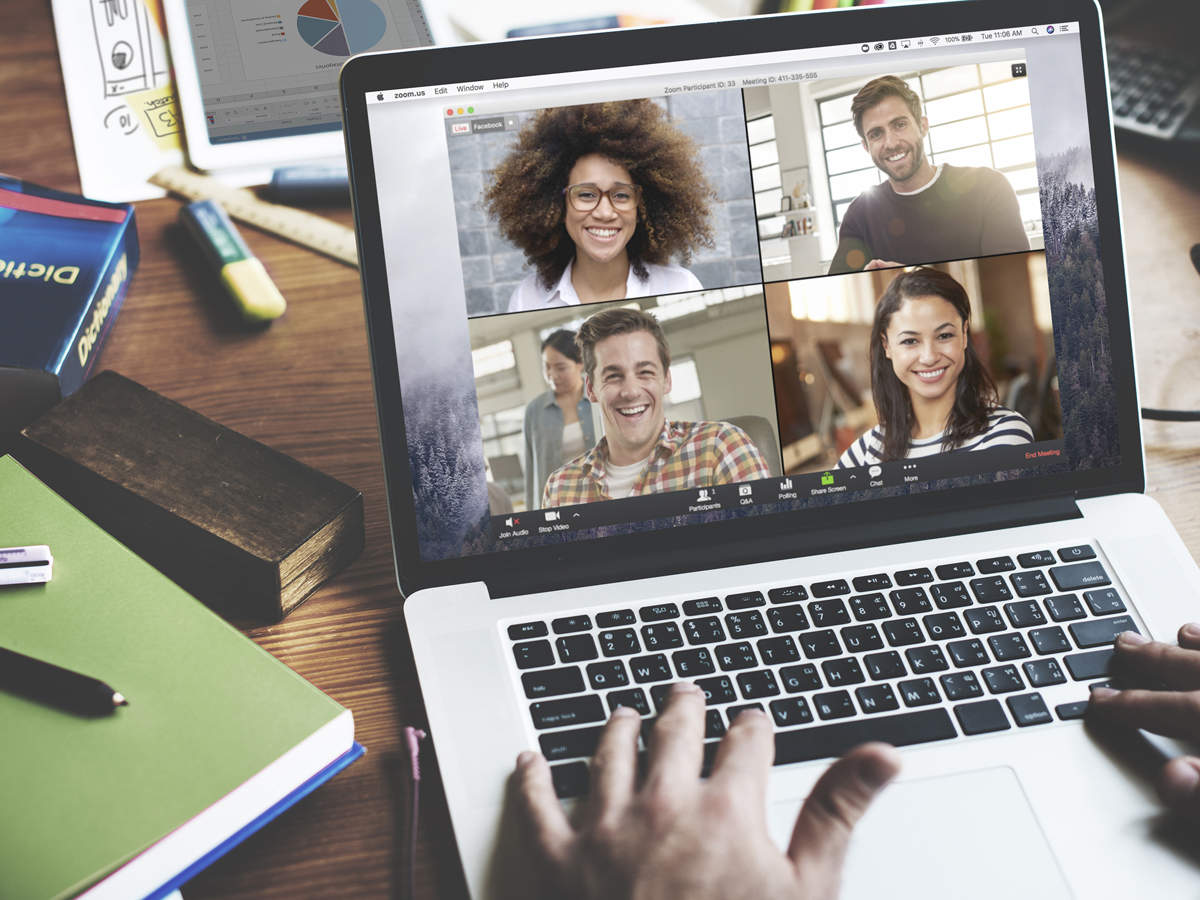 Video conferencing in all business and schools