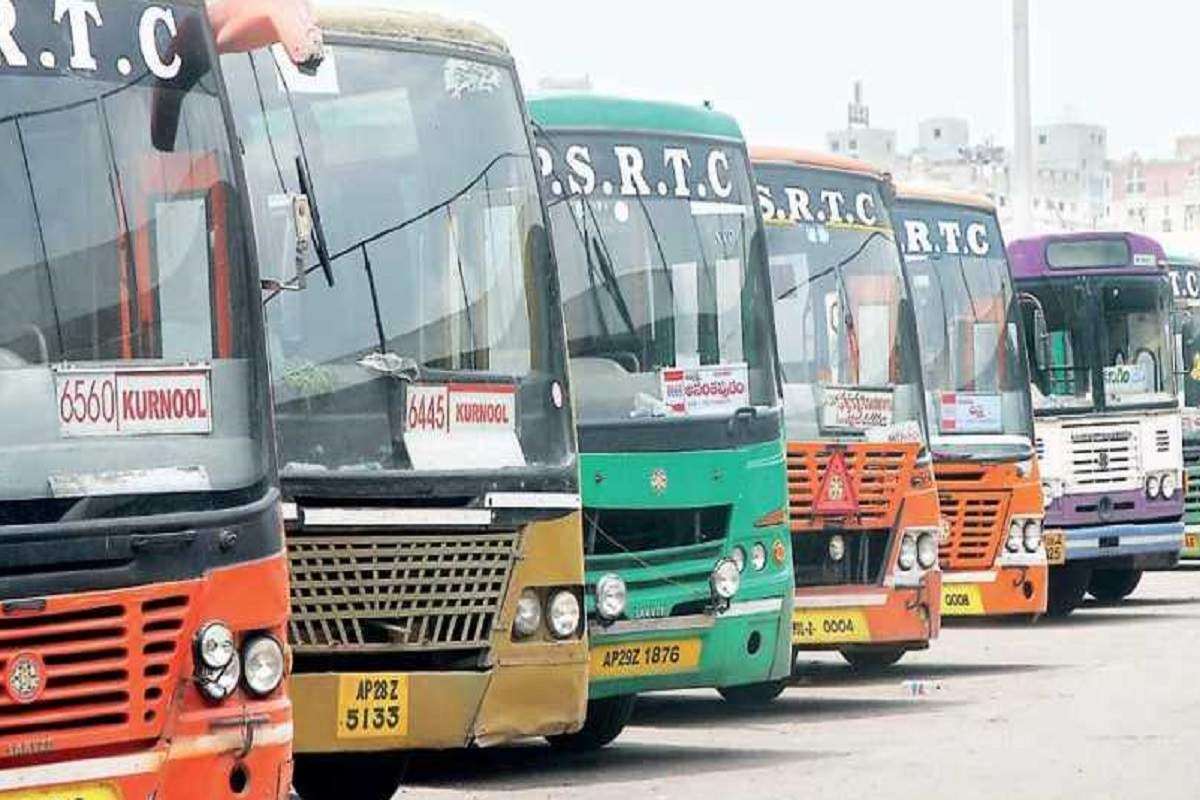 APSRTC makes smartphone mandatory for staff to mitigate Covid-19 ...