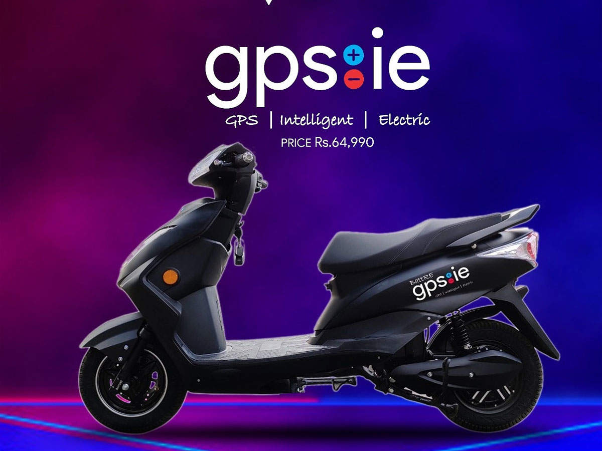 Battre Electric Launches Internet Connected Scooter At Rs 64 990 Auto News Et Auto