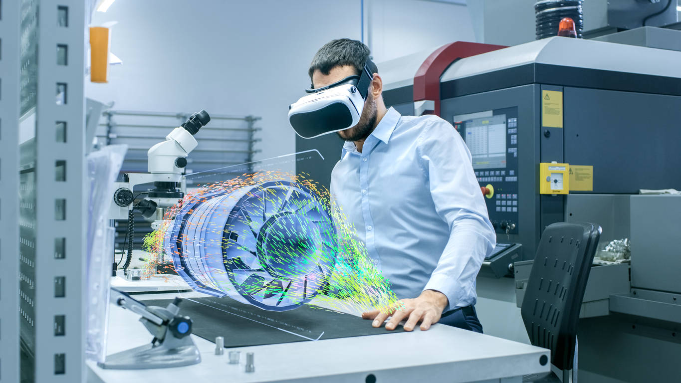 Virtual manufacturing needs to be properly tracked and tested which requires a robust digital setup.