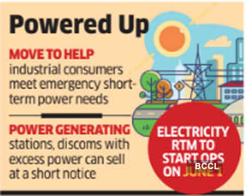 Real-time trading on power bourses likely soon