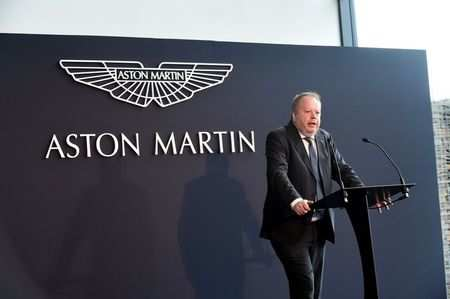 The move comes after Aston clinched a cash injection from Canadian billionaire Lawrence Stroll at the start of 2020.