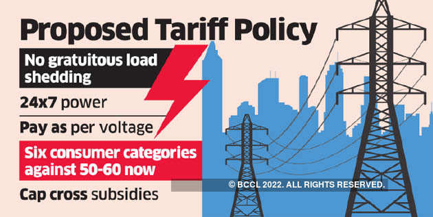 In biggest reform, Govt proposes to end power tariff differentiation among consumers
