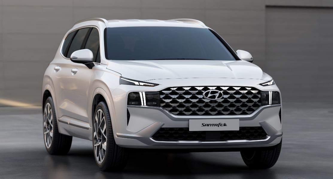 2021 Santa Fe SUV: Hyundai unveils 2021 Santa Fe SUV, Auto News, ET Auto