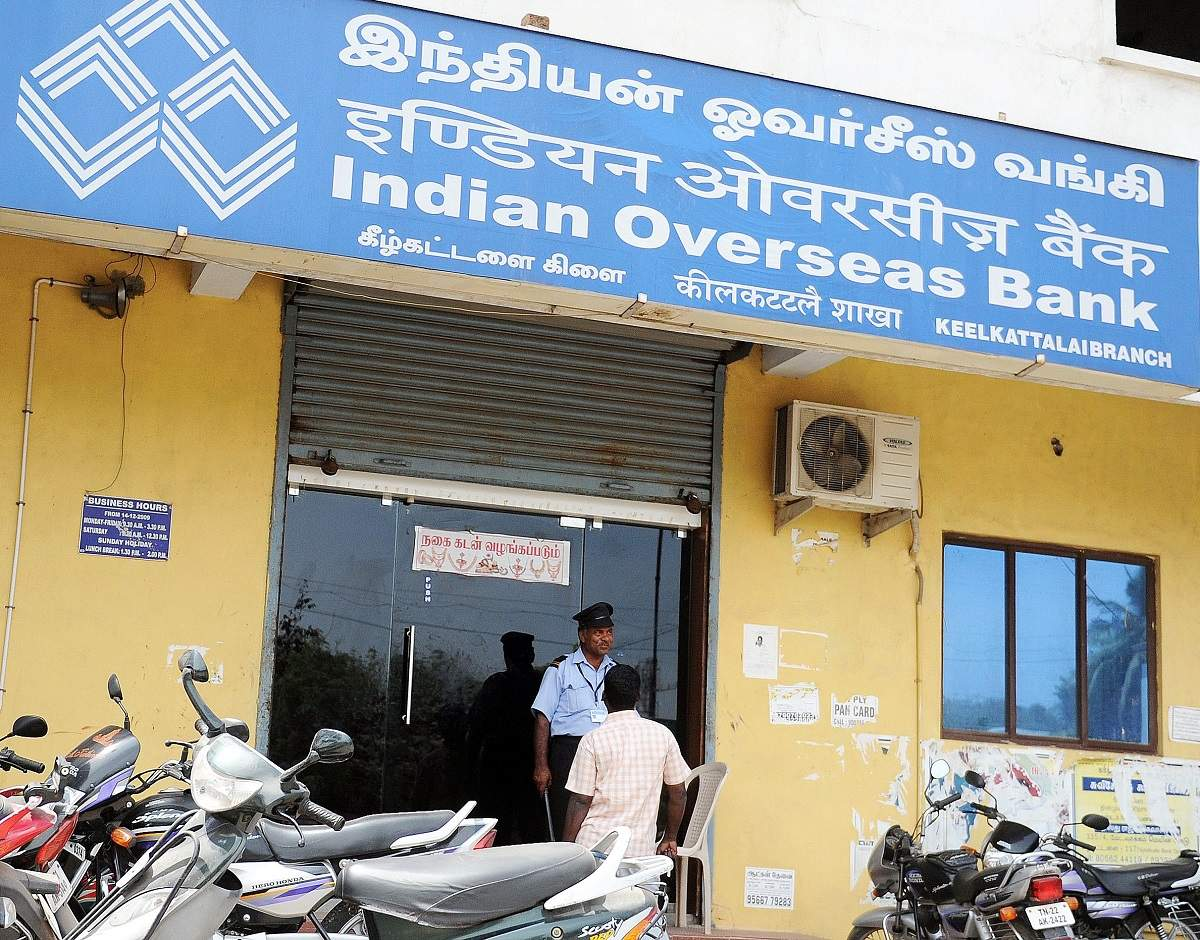 Indian Overseas Bank cuts MCLR by up to 30 bps