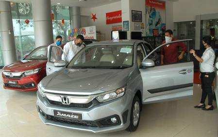 Honda Cars India Honda Cars India Introduces Finance Scheme For Customers Auto News Et Auto