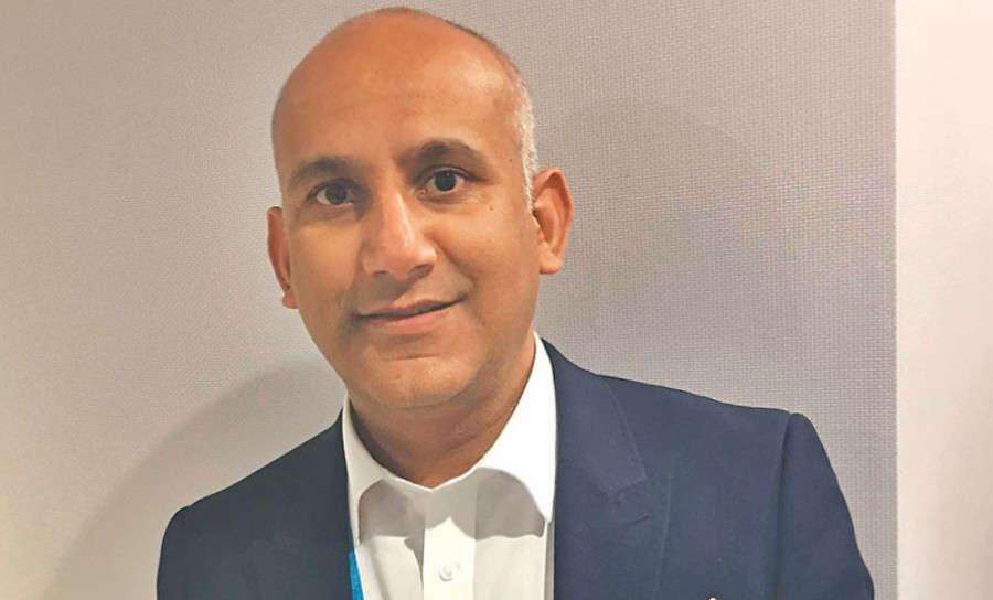 Deepak Raj Joshi, former CEO, NTB