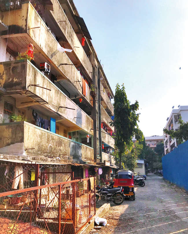 MHADA cuts premium on redevelopment projects
