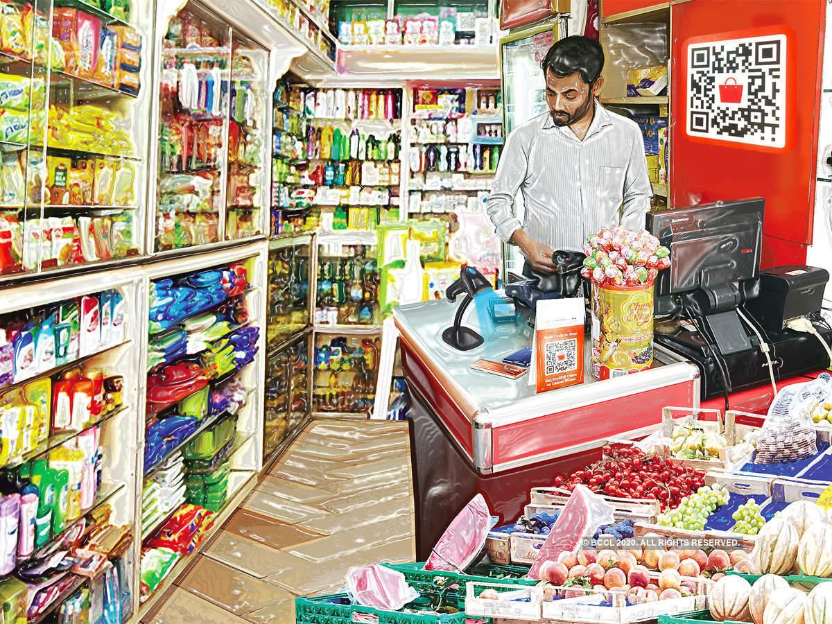 Technology is the next big focus of 13 million kiranas