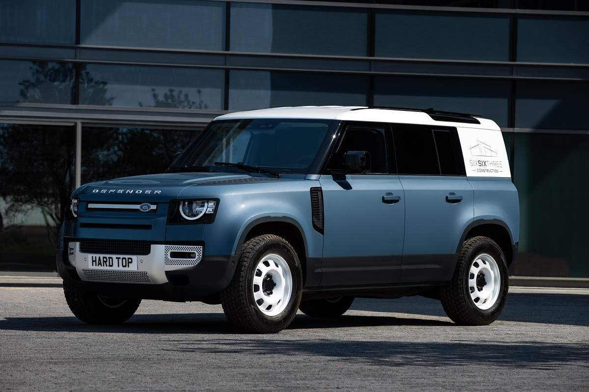 2021 Land Rover Defender Release Date and Concept