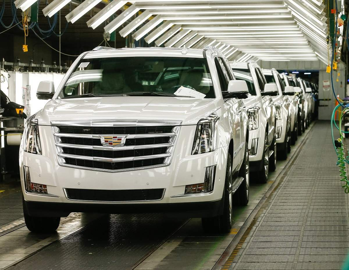 Gm Texas Plant Gm Suv Plant In Texas Still Open After Uaw Seeks Closure During Coronavirus Outbreak Auto News Et Auto
