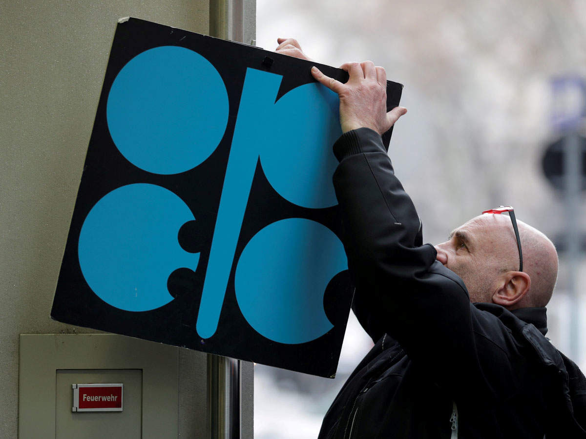 Opec cuts output to lowest since 1991 as virus slams oil demand