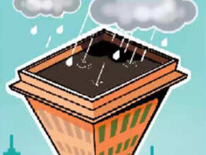 Many houses still lack rainwater harvesting facilities in Jaipur – ET RealEstate