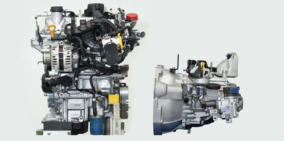 Hyundai's iMT technology features a Transmission Gear Shift (TGS) lever with Intention Sensor, Hydraulic Actuator and Transmission Control Unit (TCU).