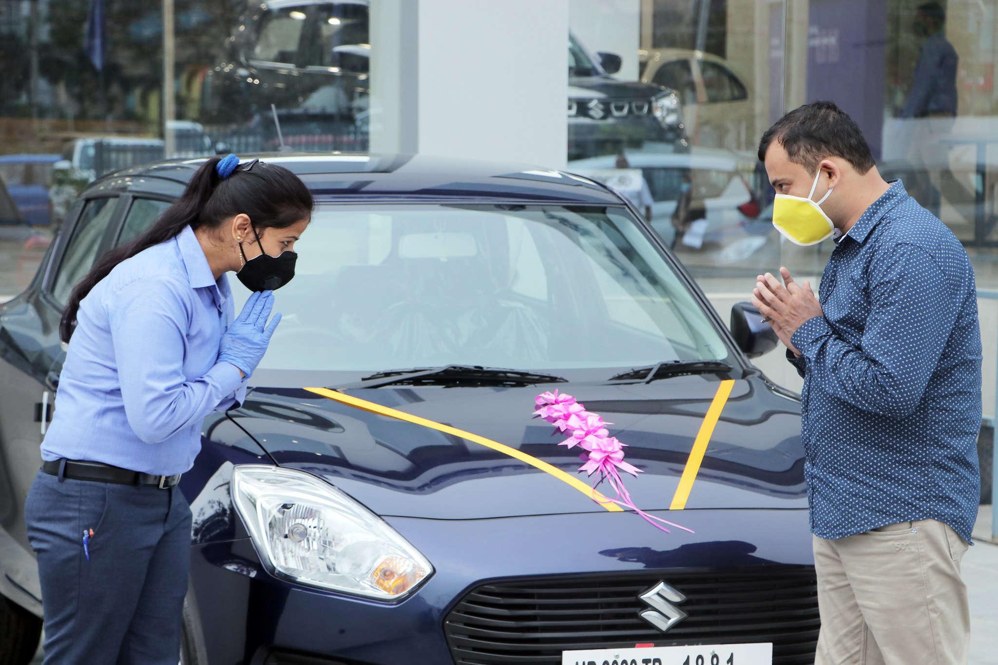 Maruti Suzuki car finance: Maruti Suzuki partners with Axis Bank for  finance solutions, Auto News, ET Auto