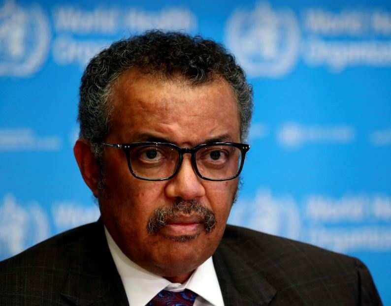 WHO deeply concerned about impact of COVID-19 on global response to HIV: DG Tedros