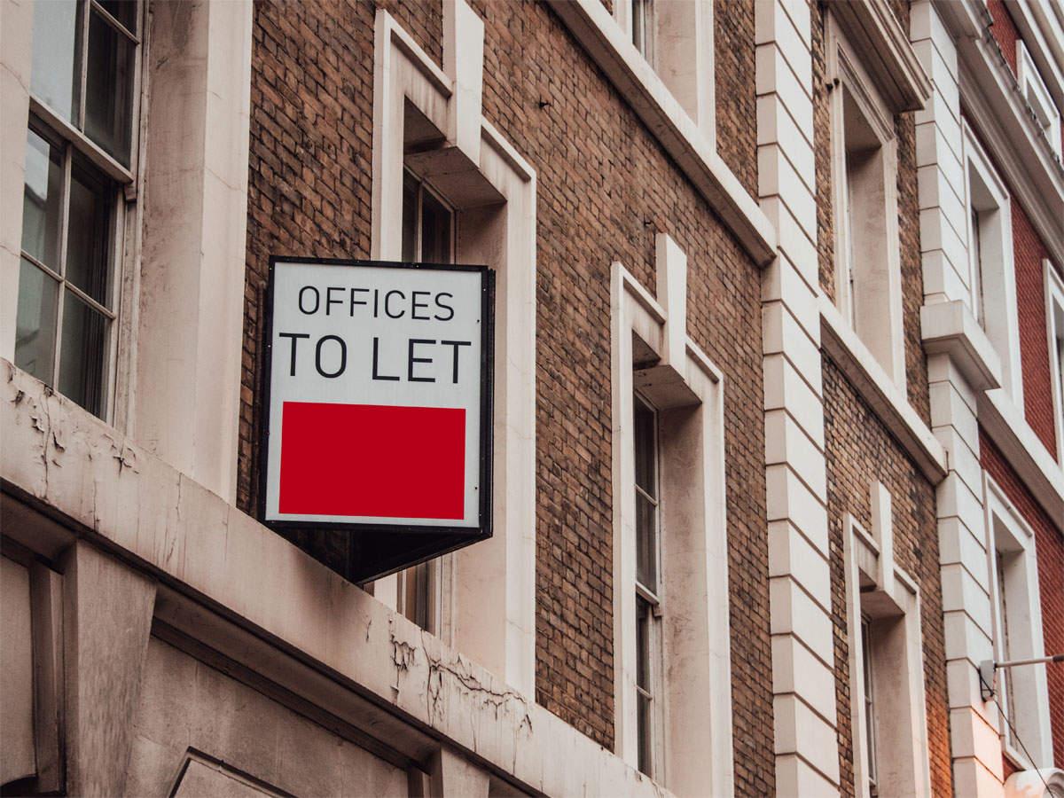 Office leasing slips 73% to 3.72 million sq ft in April-June: Report – ET RealEstate