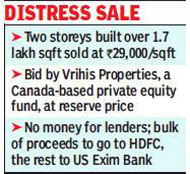 Mumbai: Lenders approve Rs 490 crore bid for Jet Airways' BKC office