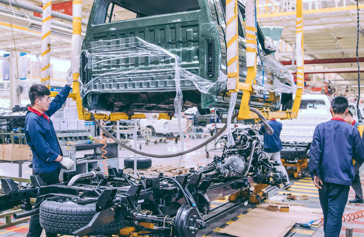 Ford Mexico plant: Ford says restrictions at Mexico plants not ...