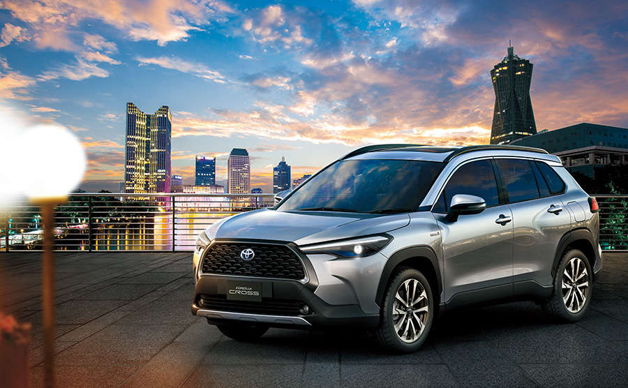 Toyota Corolla Cross Toyota Launches Corolla Cross Suv In Thailand Auto News Et Auto