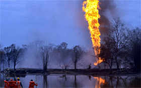 Assam oil well fire, leakage may be checked in 4-5 days