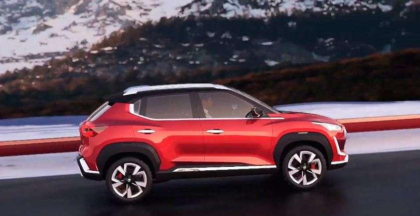 Nissan Magnite SUV concept: Nissan unveils B-segment SUV concept Magnite, Auto News, ET Auto