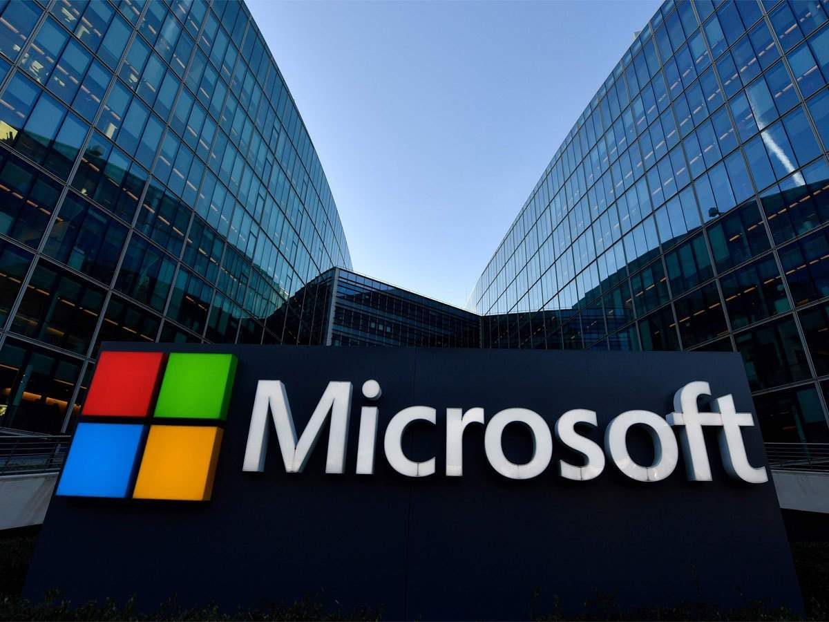 microsoft cloud: Microsoft sees growth amid pandemic computing ...