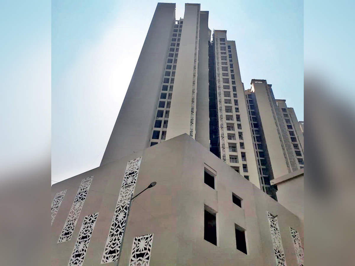 Flat buyers up in arms after Thane civic body converts building into Covid-19 facility – ET RealEstate