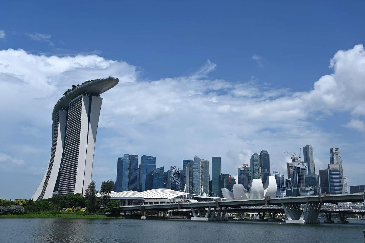Singapore Bringing the Future of Business Events to the Present