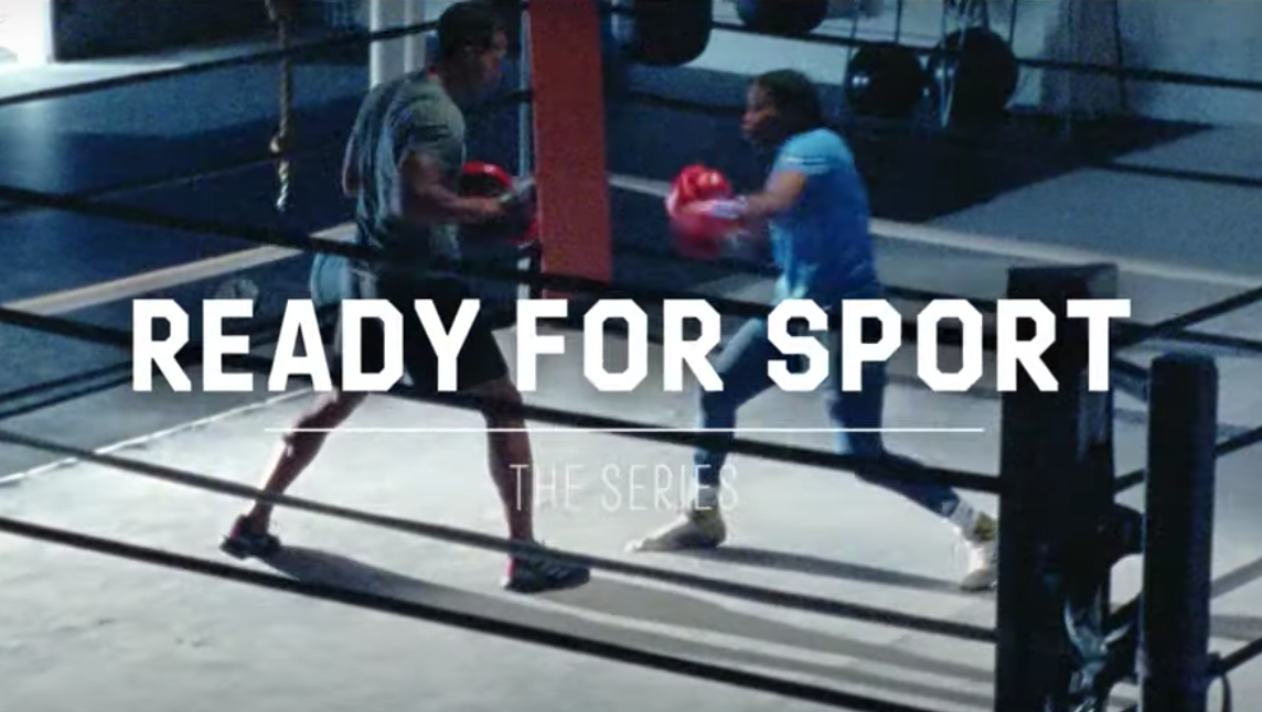 Adidas Launches New Film Under The Ready For Sport Campaign Marketing Advertising News Et Brandequity