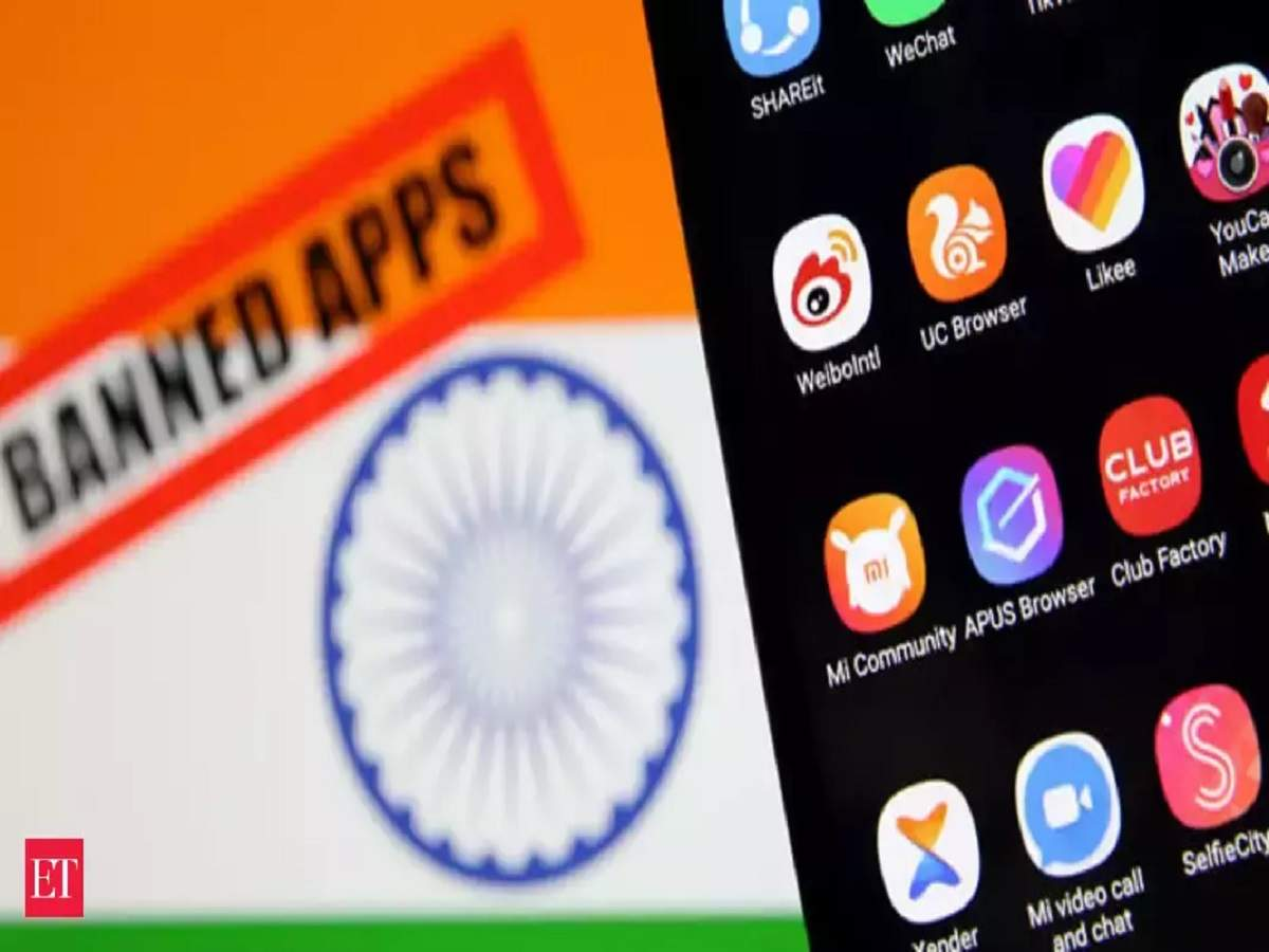 Internet rights body questions govt's decision to ban 59 Chinese apps, files RTI