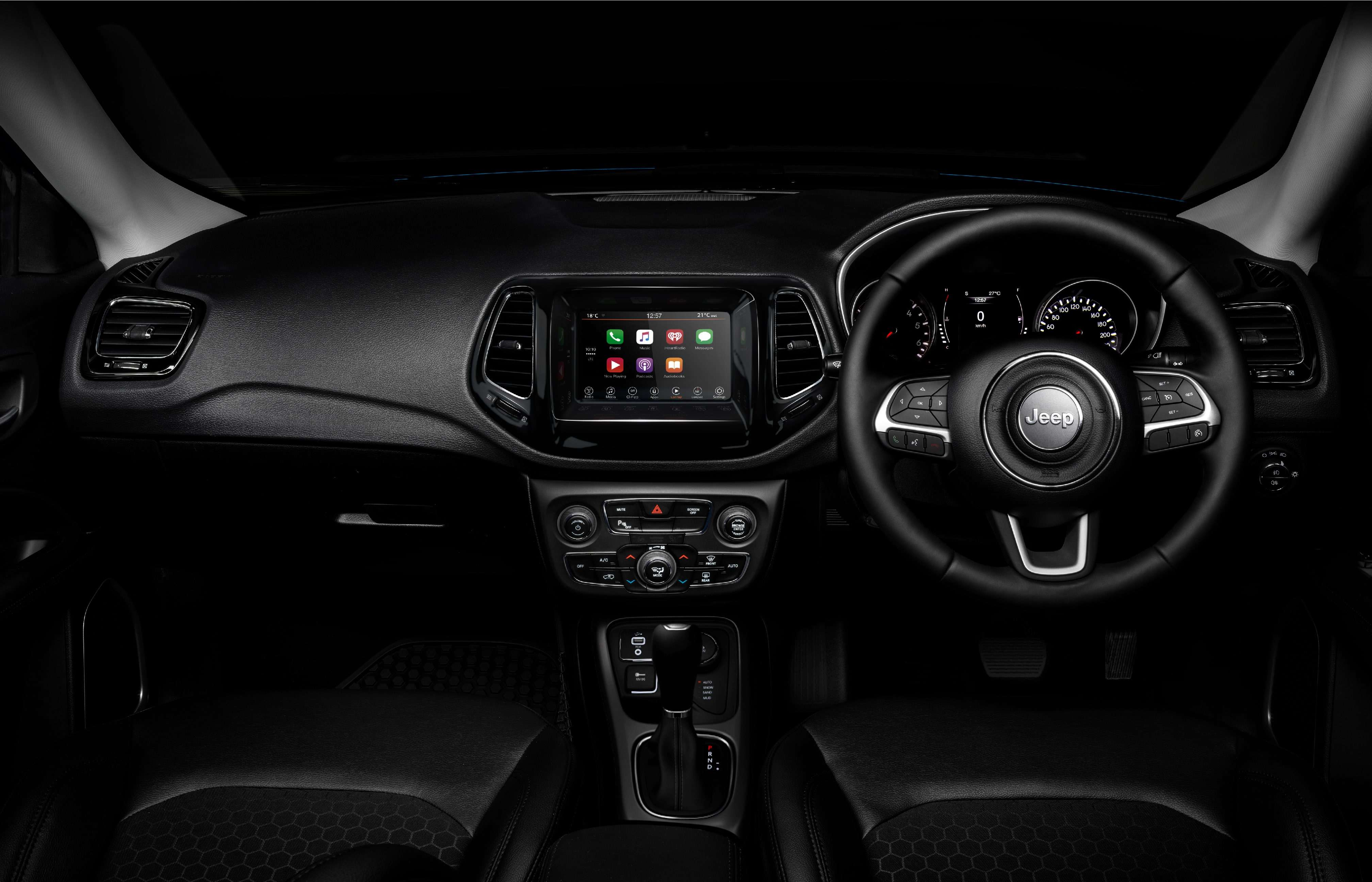 Jeep Compass Night Eagle Fca Launches Jeep Compass Night Eagle