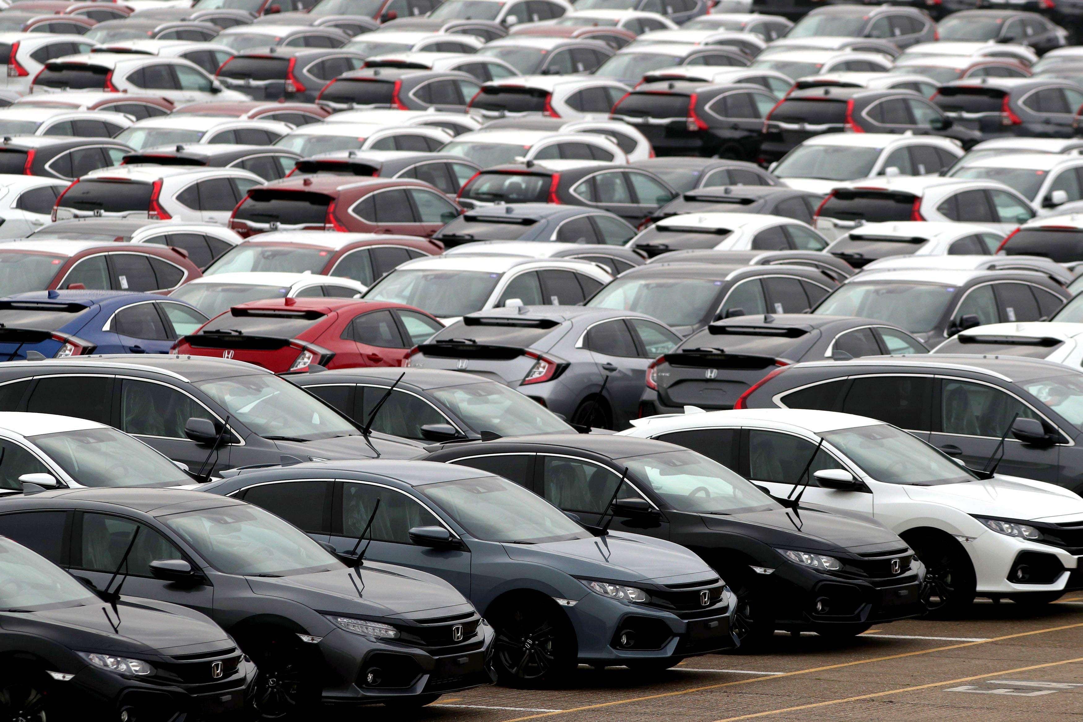 US online car sales: Pandemic revs up race for US online car sales, Auto  News, ET Auto