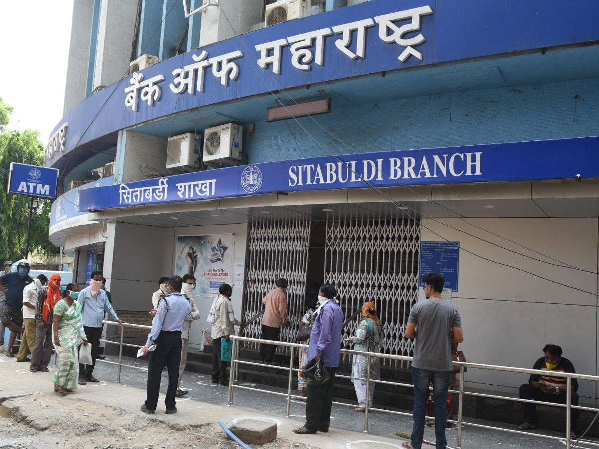 Bank of Maharashtra slashes MCLR by up to 20 bps for select tenors – ET RealEstate