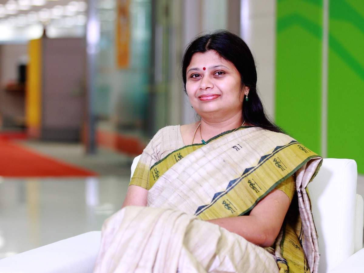 Jayanthi Vaidyanathan, Senior Director and Head - HR, PayPal India