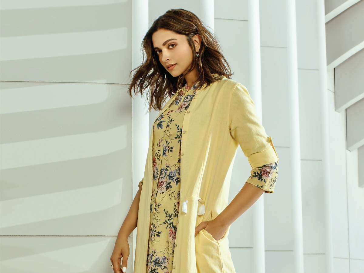 Deepika Padukone for Melange