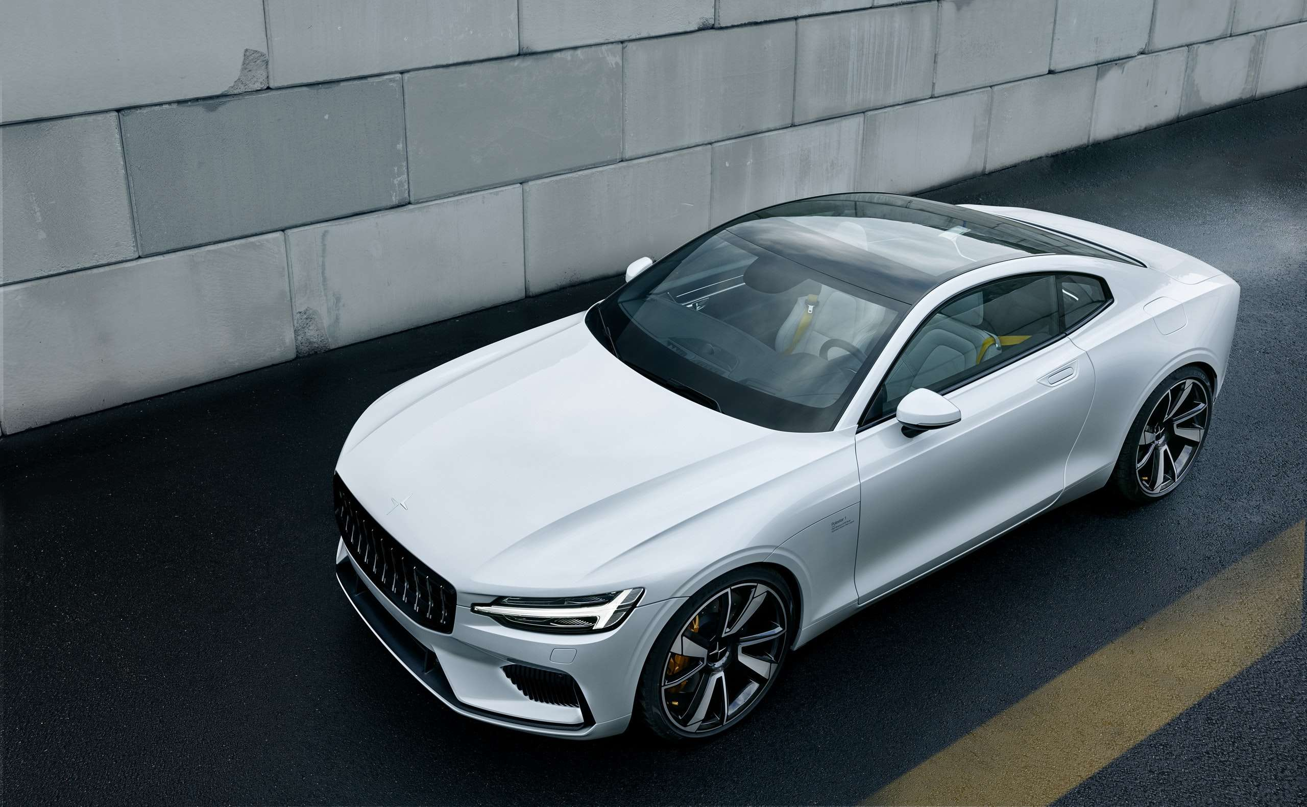 Volvo Polestar Polestar Would Like Public Listing Eventually But Focus Now On Electric Sedan Launch Ceo Auto News Et Auto