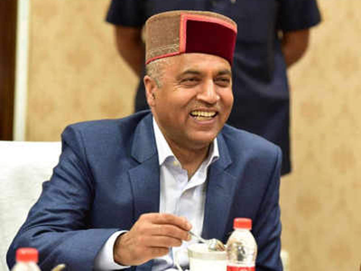 Himachal Pradesh to build 10,000 houses: Chief Minister – ET RealEstate