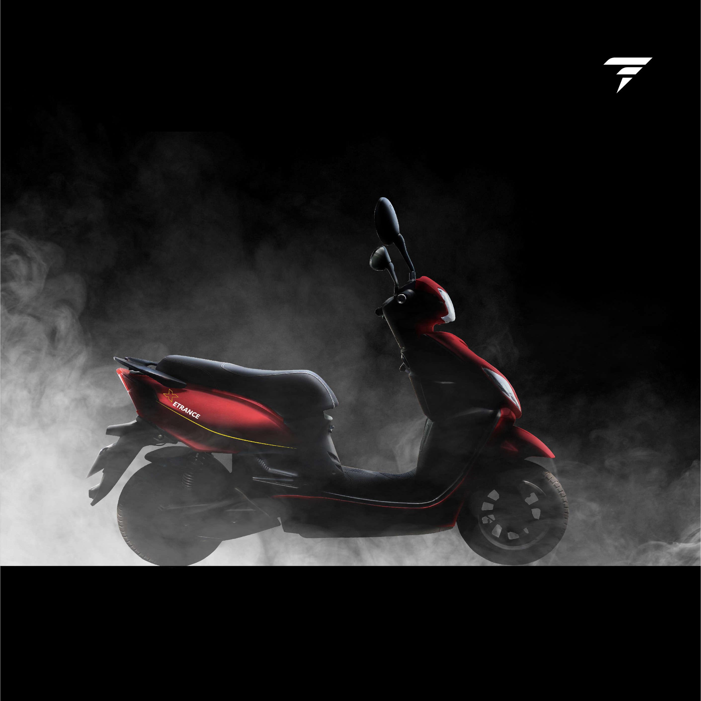 Pure Ev Pure Ev Launches Etrance E Scooter Priced At Rs 56 999 Auto News Et Auto