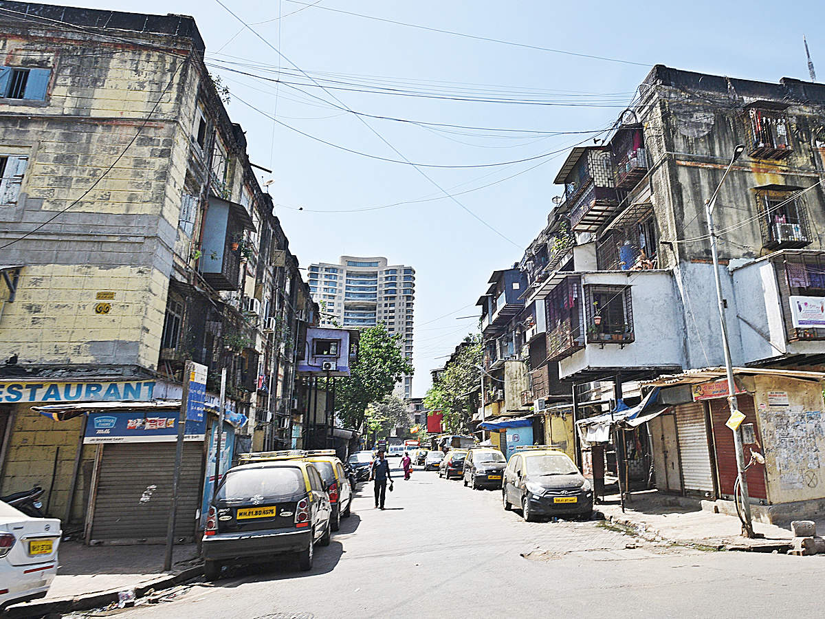 BDD chawl residents refuse to move without final agreement from MHADA – ET RealEstate
