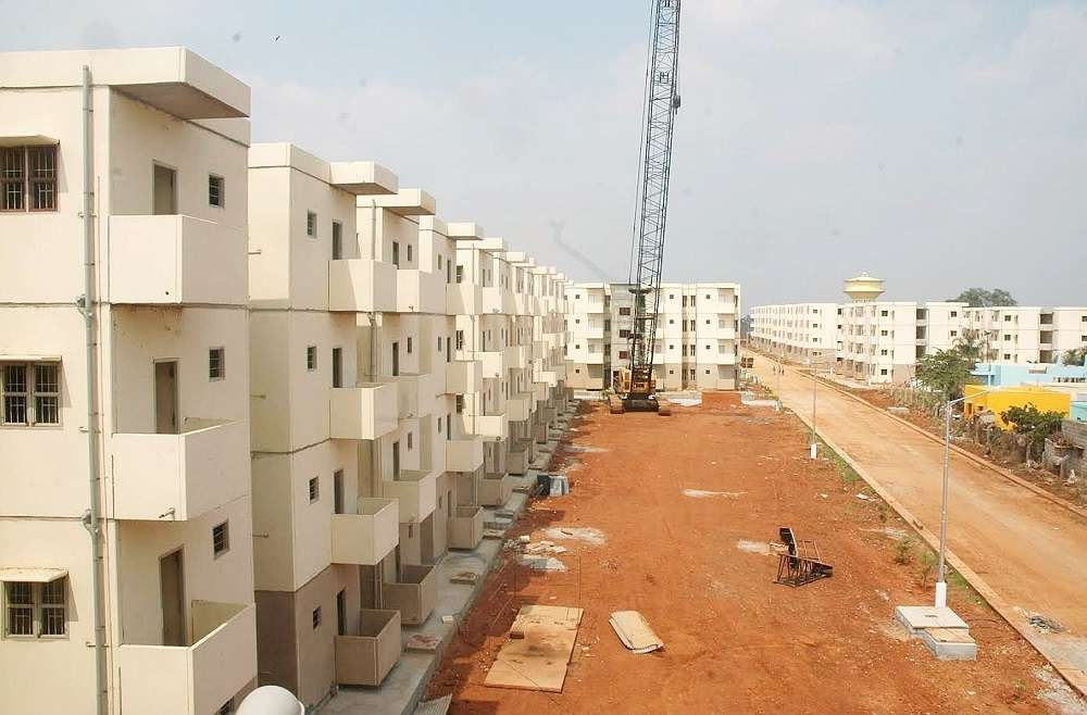 Noida launches low-income housing scheme, but at a premium price point – ET RealEstate
