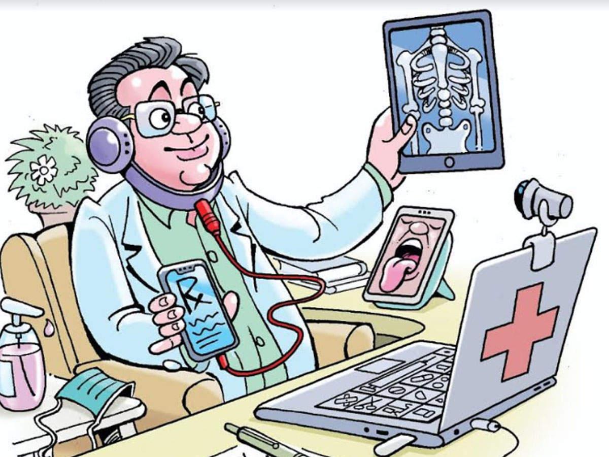 Delhi government may soon start telemedicine services for non-Covid patients