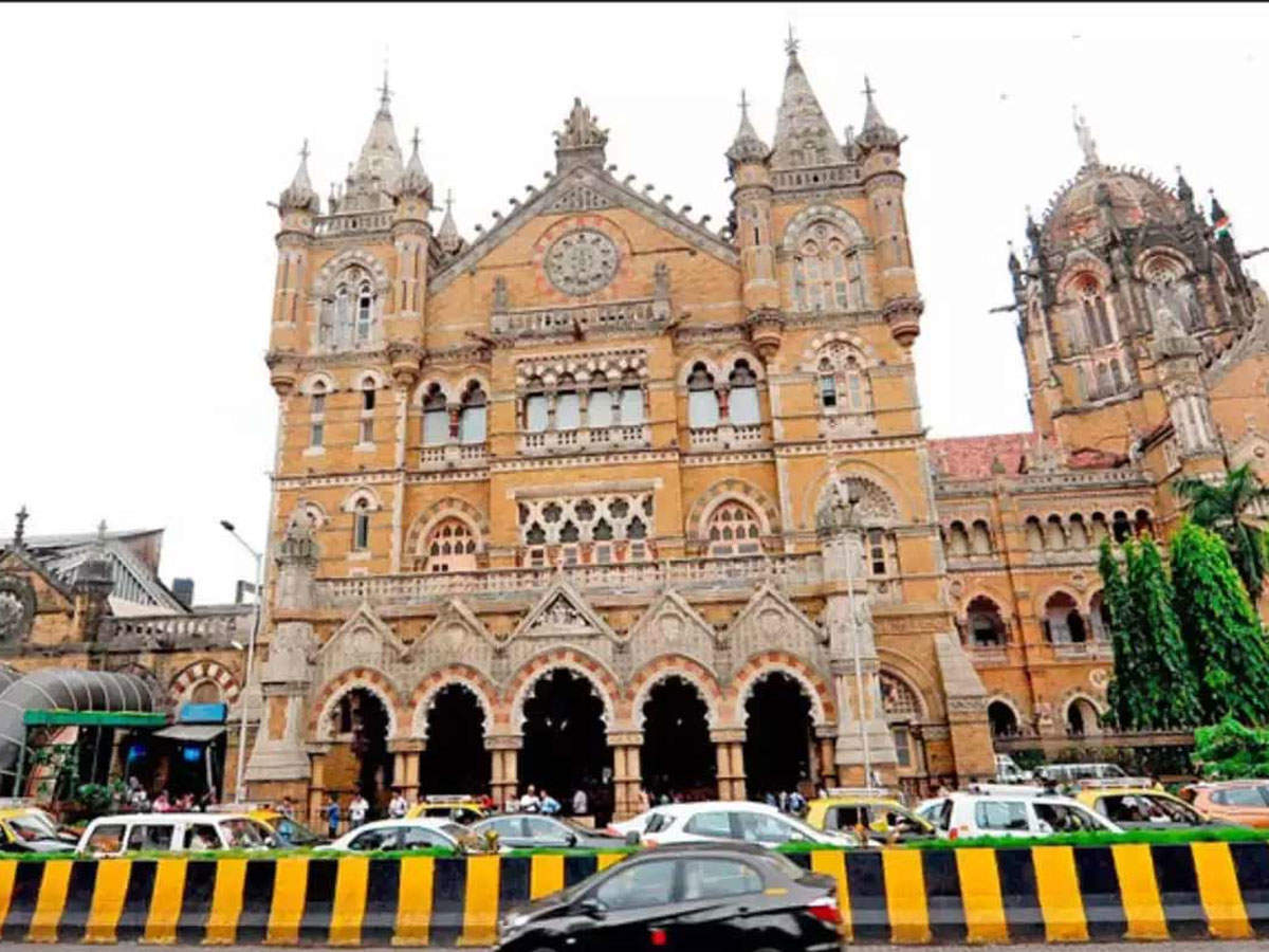 Maharashtra plans commercial, residential development at Mumbai's CSMT station – ET RealEstate