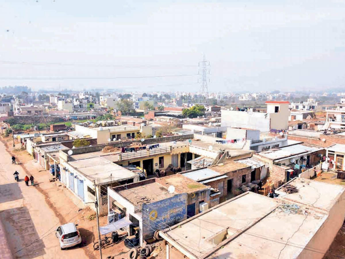 Chandigarh: 1990s' flats in Manimajra need urgent alteration, says RWA – ET RealEstate