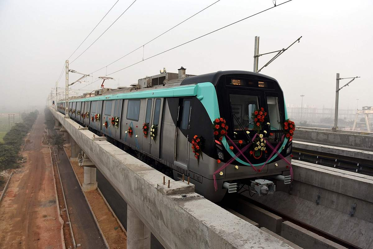 NMRC to construct metro from Greater Noida to Botanical Garden by 2023 – ET RealEstate