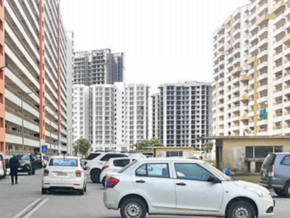 Mohali development body lands Purab Apartments in a mess – ET RealEstate