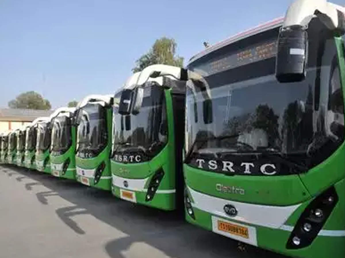 Resumption Of Transport Services Telangana Andhra At Loggerheads Over Resumption Of Bus Services Auto News Et Auto
