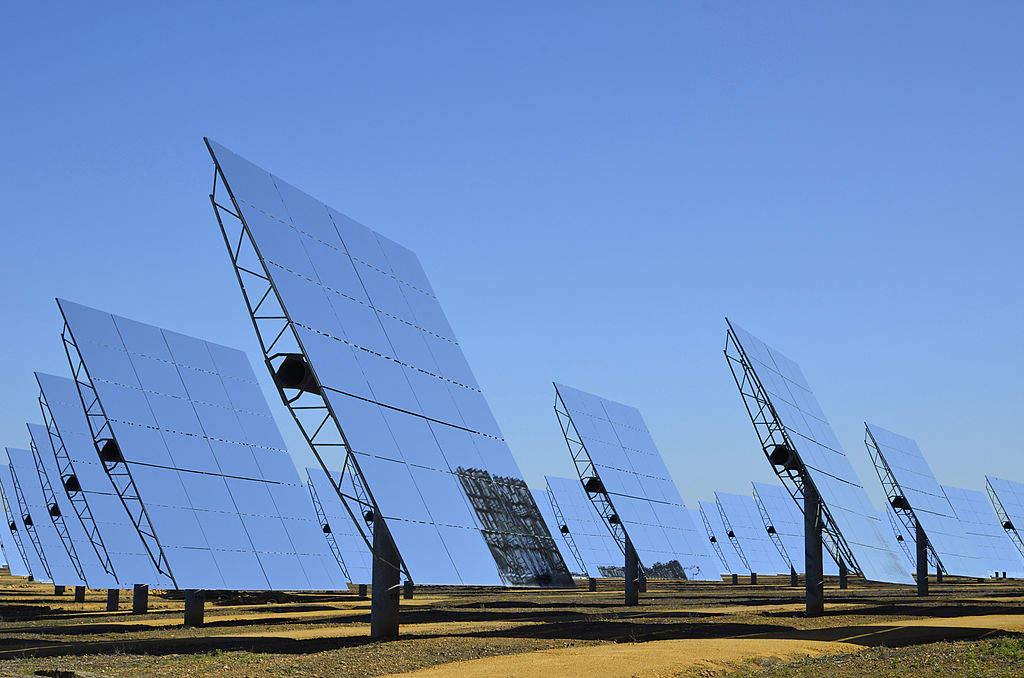 At 118 GW, Solar PV emerges as the most popular power technology