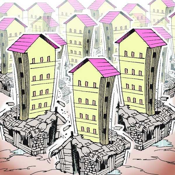 Mumbai: 624 tenants of BMC colony at Vikhroli to get ownership flats – ET RealEstate